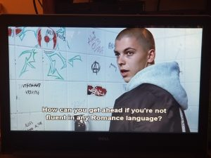 How can you get ahead if you're not fluent in any romance language?